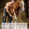 Horse & Hunk kalender 2021_