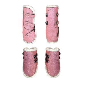 Pees- en Kogelbeschermers Sparkle Pink